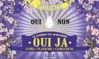 Jean-Luc Caradeau - Le coffret du spiritisme Oui-Ja - Livre + planche + cabochon.