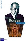 Jean-Luc Caron - Samuel Barber.