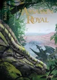 Jean-Luc Clerjeaud et Christophe Picaud - L'Assassin royal Tome 10 : Vérité le Dragon.