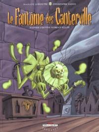 Jean-Luc Cornette et Christophe Hanze - Le Fantôme des Canterville - D'après l'oeuvre d'Oscar Wilde.