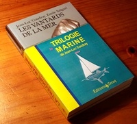 Jean-Luc Coudray et Emilio Salgari - Trilogie Marine - Océan cherche avenir ; Cinq nuances de pirates ; Les Vantards de la mer.