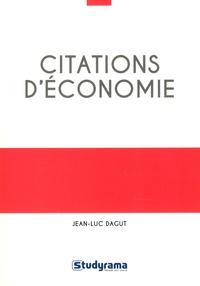 Accentsonline.fr Citations d'économie - 400 citations classées en 13 grands thèmes et 68 problématiques, plus de 100 auteurs Image