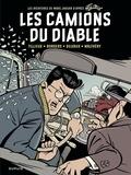 Jean-Luc Delvaux et  Walthéry - Marc Jaguar - tome 2 - Les camions du diable - Les camions du diable.