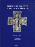 Jean-Luc Deuffic - Reliques et sainteté dans l'espace médiéval.