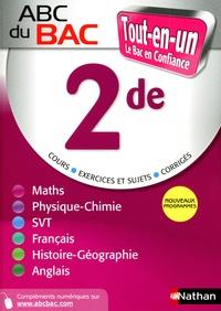 Jean-Luc Dianoux et Muriel Dorembus - Toute ma 2de.