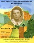 Jean-Luc Domenge - Rose Salle, chanteuse et conteuse de Provence. 1 CD audio