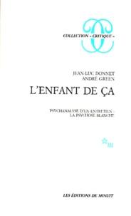 Jean-Luc Donnet et André Green - .