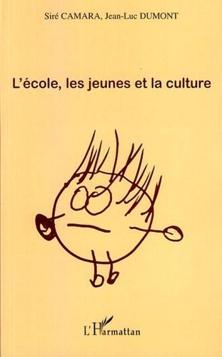 Jean-Luc Dumont et Siré Camara - L'école, les jeunes et la culture.