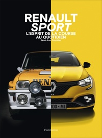 Jean-Luc Fournier - Renault Sport Cars.