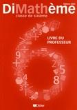 Jean-Luc Fourton et Alain Herbelot - DiMathème 6e - Livre du professeur.
