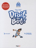 Jean-Luc Garréra et Gilles Zampano - Coffret BD Droit au But ! - Tomes 3 et 4 : Fou de foot ; Premier pas au Vélodrome.