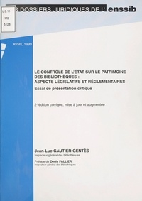Jean-Luc Gautier-Gentès - .