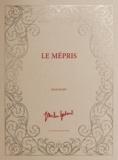 Jean-Luc Godard - Le mépris - Manuscrit - Edition limitée numérotée.