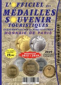 Galabria.be L'officiel des médailles souvenir touristiques 2015-2019 - Evènementielles et publicitaires Monnaie de Paris Image