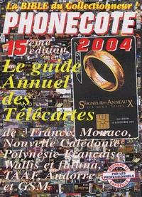 Jean-Luc Gosse - Phonecote - Le guide annuel des télécartes.