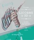 Jean-Luc Guérin - Licorne 3D - Un trophée qui récompensera votre créativité !.