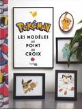 Jean-Luc Guérin - Pokémon les modèles au point de croix.