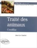 Jean-Luc Guichet - Traité des animaux, Condillac.