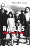 Jean-Luc Guillet - Rafles, Nice 1942-1944.