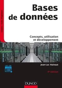 Jean-Luc Hainaut - Bases de données - 4e éd. - Concepts, utilisation et développement.