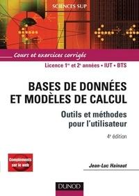 Jean-Luc Hainaut - Bases de données et modèles de calcul - 4e éd..