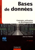 Jean-Luc Hainaut - Bases de données - Concepts, utilisation et développement.