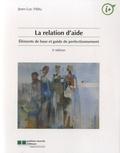 Jean-Luc Hétu - La relation d'aide.