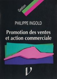 Jean-Luc Ingold - Promotion des ventes et action commerciale.