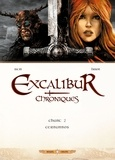 Jean-Luc Istin et Alain Brion - Excalibur Chroniques Tome 2 : Cernunnos.