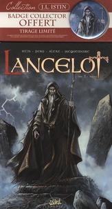 Jean-Luc Istin et Olivier Peru - Lancelot Tome 2 : Iweret - Tirage limité avec badge collector offert.