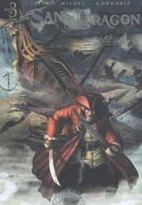 Jean-Luc Istin et Guy Michel - Le Sang du Dragon  : Tome 1, Au-delà des brumes ; Tome 2, La pierre de Gaëldenn ; Tome 3, Au nom du père.