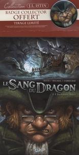 Jean-Luc Istin et Guy Michel - Le Sang du Dragon Tome 4 : L'enchanteur Iweret - Tirage limité avec badge collector offert.
