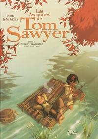 Jean-Luc Istin et Julien Akita - Les Aventures de Tom Sawyer Tome 1 : Becky Thatcher.