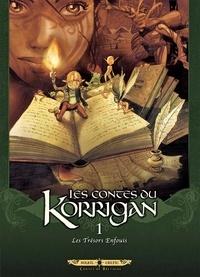 Jean-Luc Istin et Erwan Le Breton - Les contes du Korrigan Tome 1 : Les Trésors Enfouis.