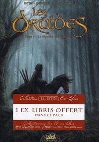 Jean-Luc Istin et Thierry Jigourel - Les Druides Tome 1 : Le mystère des Oghams - Avec un ex-libris offert.