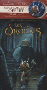 Jean-Luc Istin et Thierry Jigourel - Les Druides Tome 5 : La Pierre de destinée - Tirage limité avec badge collector offert.