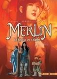 Jean-Luc Istin et Nicolas Demare - Merlin La quête de l'épée Intégrale : Tomes 4 et 5, Mureas ; Les dames du lac de feu.