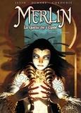 Jean-Luc Istin et Nicolas Demare - Merlin La quête de l'épée Tome 3 : Swerg Le Maudit.