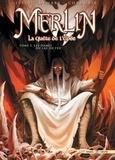 Jean-Luc Istin et Nicolas Demare - Merlin La quête de l'épée Tome 5 : Les Dames du Lac de feu.