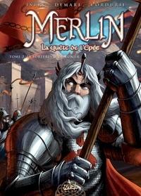 Jean-Luc Istin et Nicolas Demare - Merlin Tome 2 : La Quète de l'Epée.