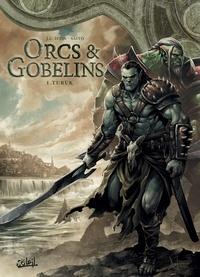 Livres gratuits à télécharger et à lire Orcs et Gobelins T01  - Turuk in French par Jean-Luc Istin 9782302067370 FB2