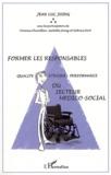 """Jean-Luc Joing - Former les responsables """"qualité-éthique-performance"""" du secteur médico-social."""