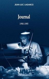 Jean-Luc Lagarce - Journal 1990-1995.