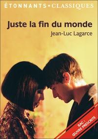 """Jean-Luc Lagarce - Juste la fin du monde - Parcours """"Crise personnelle, crise familiale""""."""