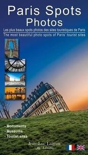 Jean-luc Laimm - Paris Spots Photos - Français / Anglais.