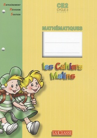 Jean-Luc Lamotte - Mathématiques CE2 - Lot de 5 exemplaires.