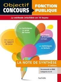 Jean-Luc Le Mercier et Jean-Luc Maron - La note de synthèse - Catégories A et B.