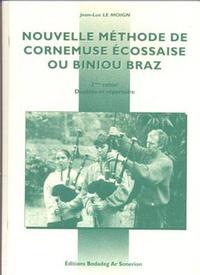 Jean-Luc Le Moign - Nouvelle méthode de cornemuse écossaise ou biniou Braz, Volume 2 - Doublés et répertoire.