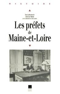 Jean-Luc Marais - Les prefets de maine-et-Loire.