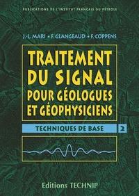 Deedr.fr Traitement du signal pour géologues et géophysiciens - Volume 2, Techniques de base Image